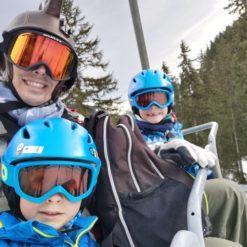 December Vaud ski camp