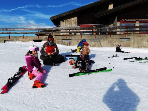 Camp de ski décembre Vaud