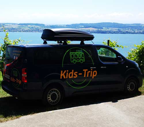 Kids Trip Suisse - Activités et camp de vacances pour enfant en nature en suisse à Lausanne, Montreux et Vevey.